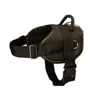 All Weather Extra Strong Nylon Mastiff Harness for Tracking/Pulling
