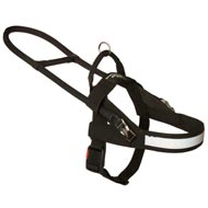 All Weather Nylon MastiffHarness for Guide and Assistance
