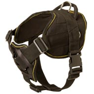 Nylon Mastiff Harness for Pulling Tracking Training