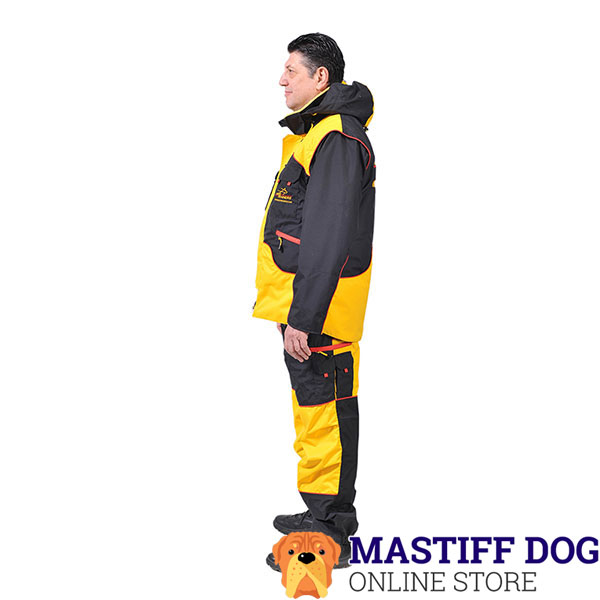 Perfect in Convenience and Protection Training Suit for Training