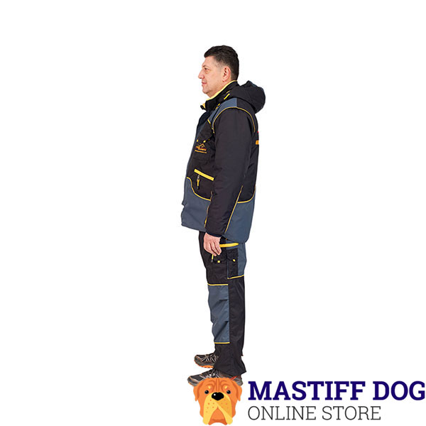 Ultimate in Comfort and Protection Bite Suit for Schutzhund Training