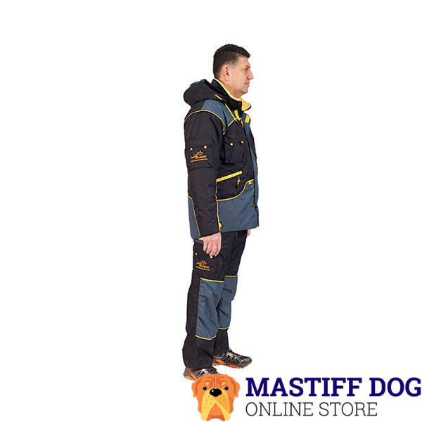 Durable Dog Bite Suit for Safe Training