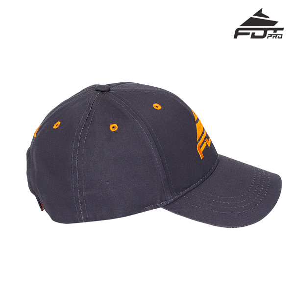 Durable Easy to Adjust Snapback Cap for Dog Training