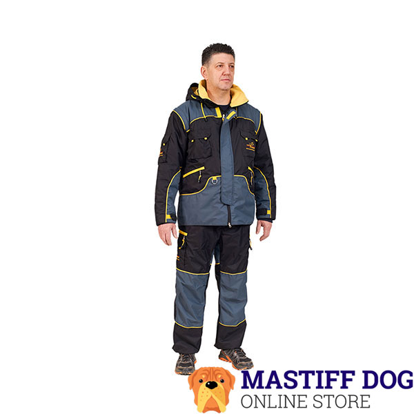 Water Resistant Protection Suit for Safe Training