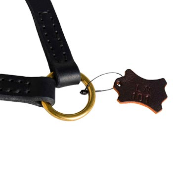 Mastiff Leather Coupler with Rust-proof O-ring